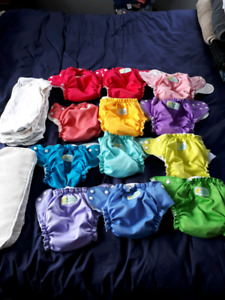 Easy peasies cloth diapers