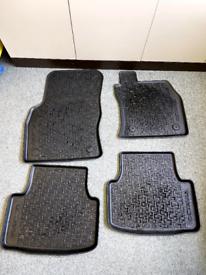 Genuine Skoda Octavia 2013-2020 Rubber Mat Set