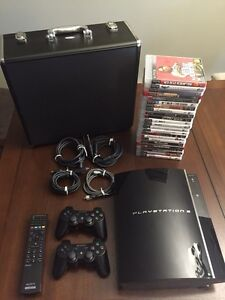 PLAYSTATION 3 / GAMES / ACCESSORIES (SELLING AS BUNDLE ONLY!)