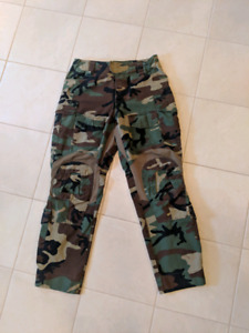 NEW 34R Semapo M81 Woodland Camo Crye Pants Airsoft Hunting