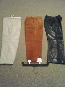 LADIES' LEATHER CLOTHING