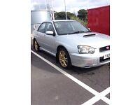 Subaru Impreza 2.0 Gx Sport WRX Lookalike