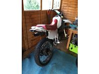 Yamaha Dt125lc off road bike