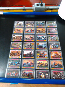 CHAMPS AMERICAN VINTAGE CYCLES COLLECTOR TRADING CARDS HD BMW