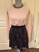ZARA lace skirt  -NEW!!