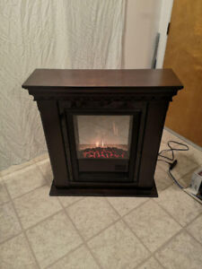 Electralog - Electric fireplace