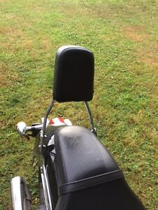 Sissy bar ( back rest ) Honda stateline
