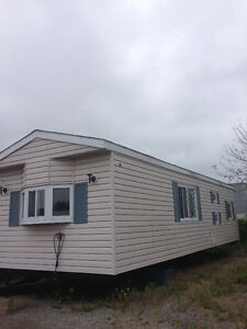 12 X 40FT MOBILE HOME 2 BEDROOMS 23,000$