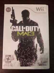 Call of Duty MW3 (wii)