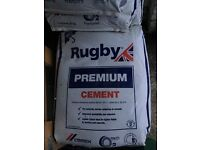 50 x 25kg Bags of Cement