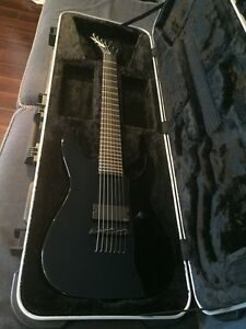 Guitare Jackson Cow Signature 7