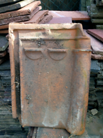 Roof tiles used