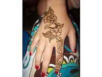 Henna Tattoo for Children's Parties