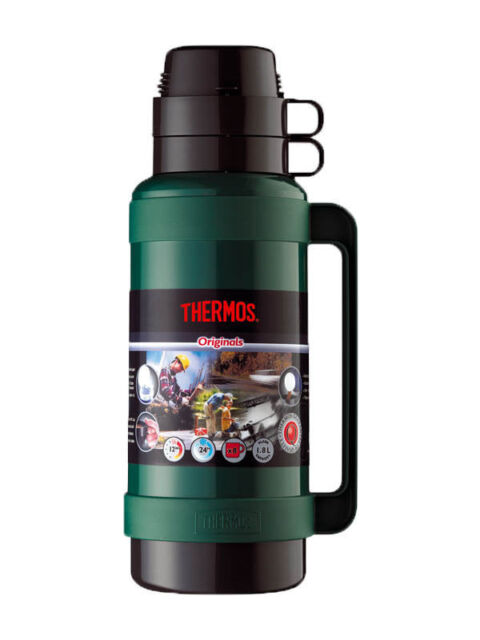 Thermos Mondial 32 Flask 1.0L Litre High Quality Brand New Fast Postage