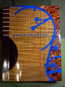Guitarmaking tradition and technology (livre en anglais)