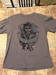 Sons of Anarchy Men's Shirts Cornwall Ontario image 2