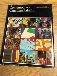 Contemporary Canadian Painting - hardcover book