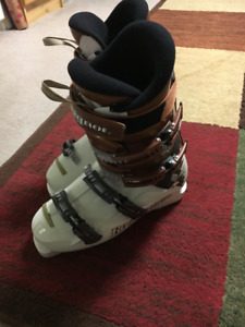 2 Pairs of Ski Boots - hardly used, great condition