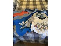 Boys tops and jumper bundle