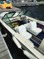Inboard/Outboard Grew Runabout
