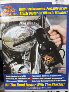 Great gift idea for your motorcycle enthusiast!