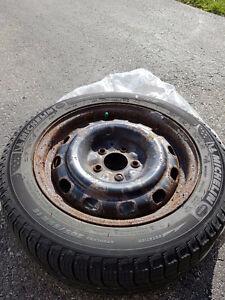 Michelin X-ICE  Like NEW !!! Kitchener / Waterloo Kitchener Area image 3