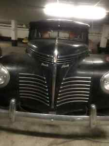 1940 PLYMOUTH ,ALL ORIGINAL,NO RUST,STAY IN THE GARAGE
