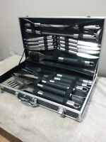 Stainless Steel Quality BBQ Griller set