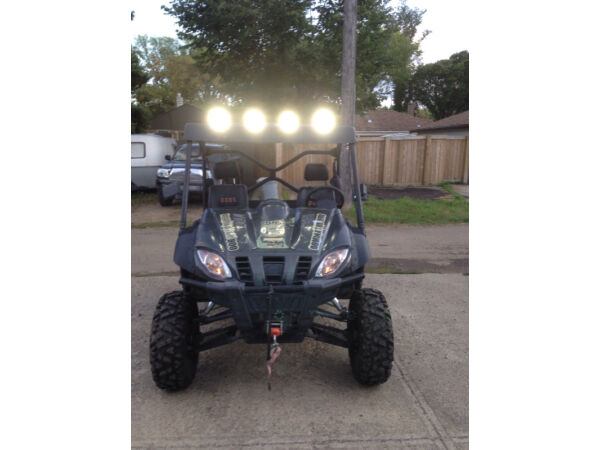 Used 2013 Other Odes dominator