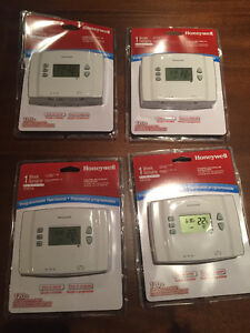 Honeywell Programmable Thermostats