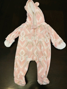Carter's Newborn bunting suit