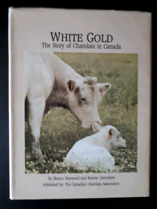 Charolais cattle book