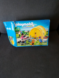 Playmobile Summer Fun set