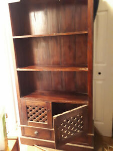 bookshelf unit wicker emporium