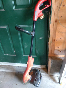 GrassHog Electric Strimmer Great condition