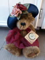 "Boyds Bear - ""Aunt Yvonne DuBerry"" - new with tags"
