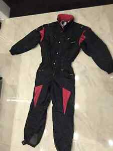 Descente ski suit, men's XL