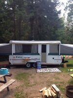 Jayco eagle tent trailer