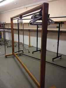 Clothes Racks - assorted Prince George British Columbia image 6