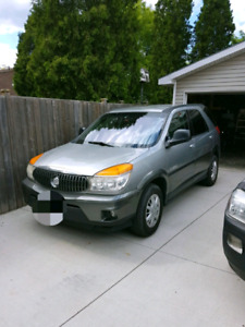 BUICK RENDEZVOUS LOW KMS!! 81,000KMS!!!!