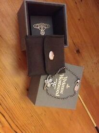 Vivienne Westwood genuine heart bracelet