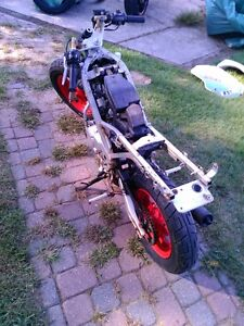 YAMAHA YSR50 FOR PARTS PARTING IT OUT OR SELL IT AS IS Windsor Region Ontario image 7