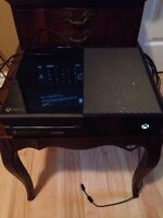 Xbox One 500GB with assorted games!