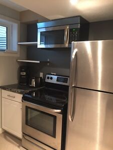 BRAND NEW FULLY FURNISHED 2BR BASEMENT Sienna Available Nov 1st