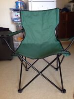 Folding chairs for sale with cover