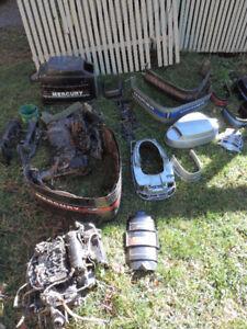 Older Mercury Parts