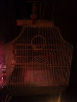 BUDGIE / SMALL BIRD CAGE
