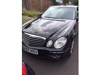 Mercedes e320CDI avangarde 7G.. £4099