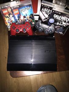 Sony PS3 Playstation 3 500g slim
