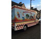 Cocozza ice cream van type wanted